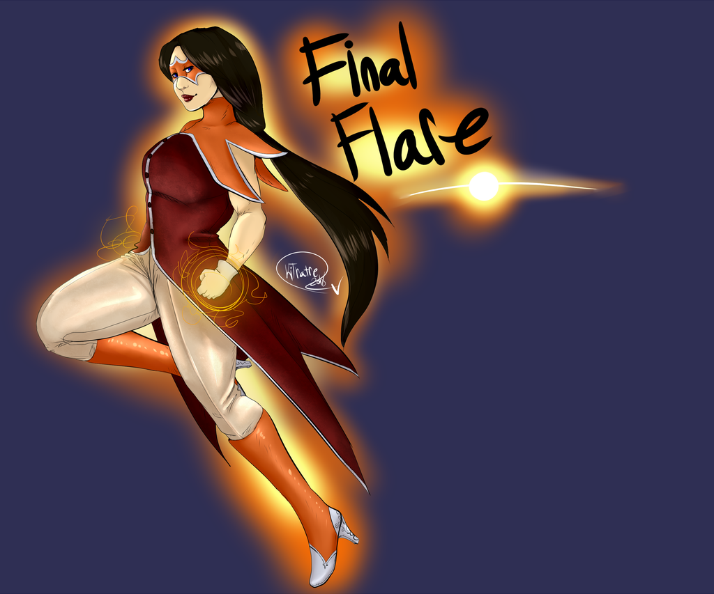 Final Flare!