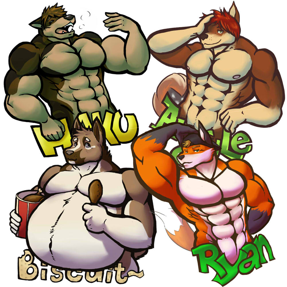 SAI Badges Set 2
