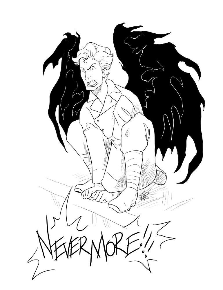 Nevermore!!!