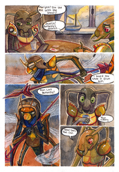 :Respicio: Downtime - Page one