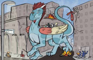 Save a Horse, Ride a Dragon?