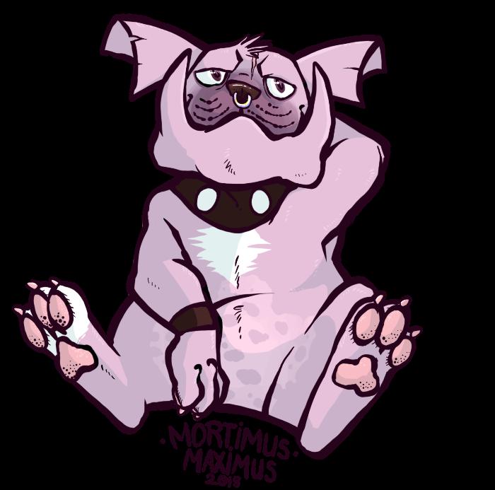[P] Fairy Dog