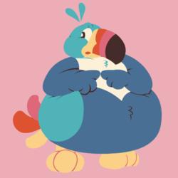 (collab) Toucan Sam