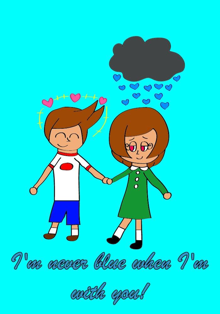 Valentine For Valentine Exchange #1