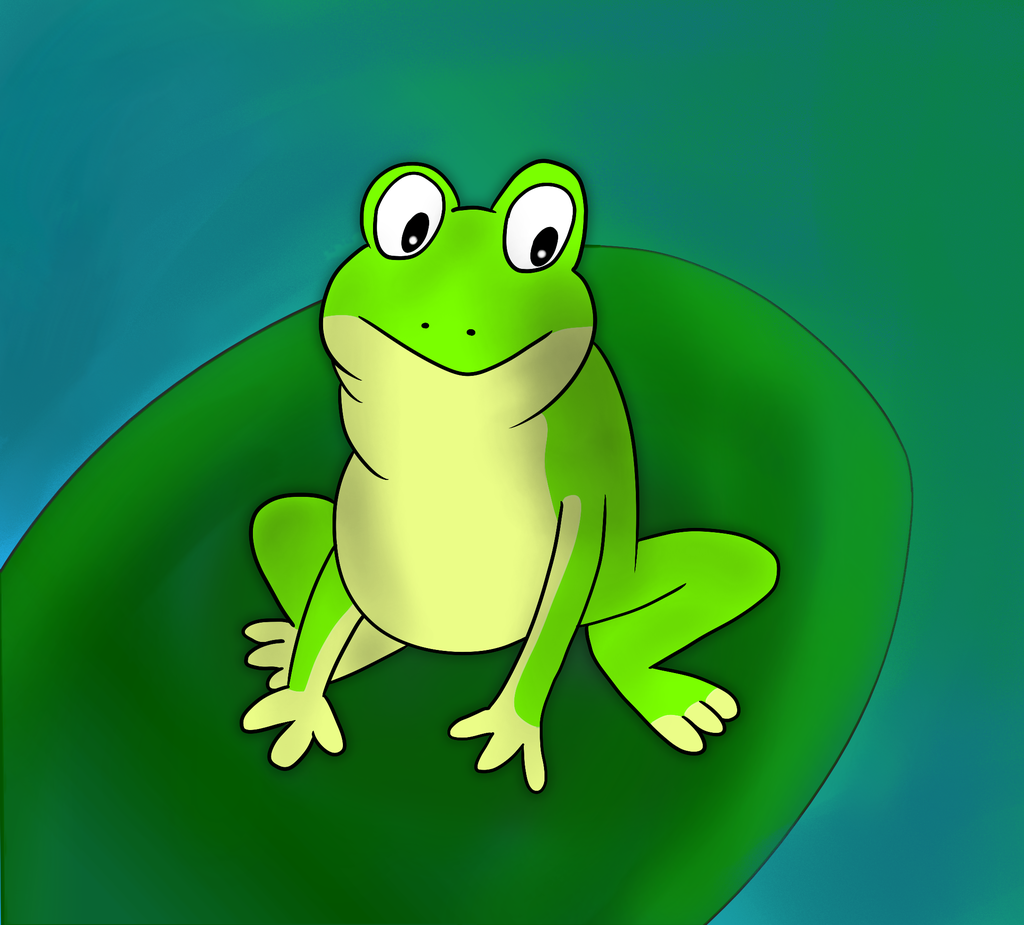 Featured image: Frog