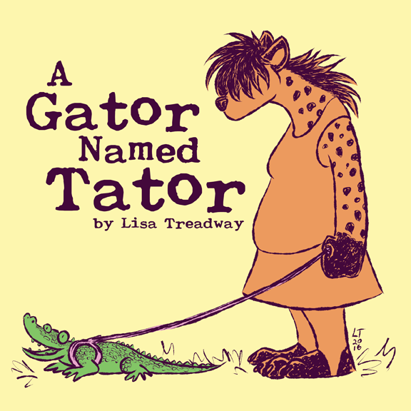 Most recent image: A Gator Named Tator