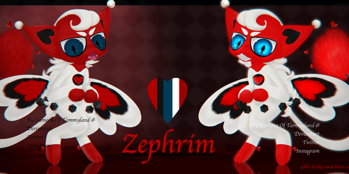 (SOLD) AUCTION STARTING AT $1!! Zephrim