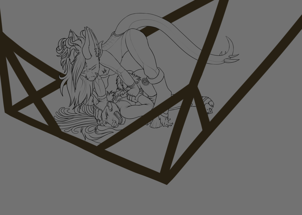 """""""I´ve Got My Hands Tied Behind My Back... (WIP)"""