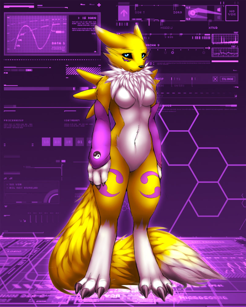 Most recent image: Renamon