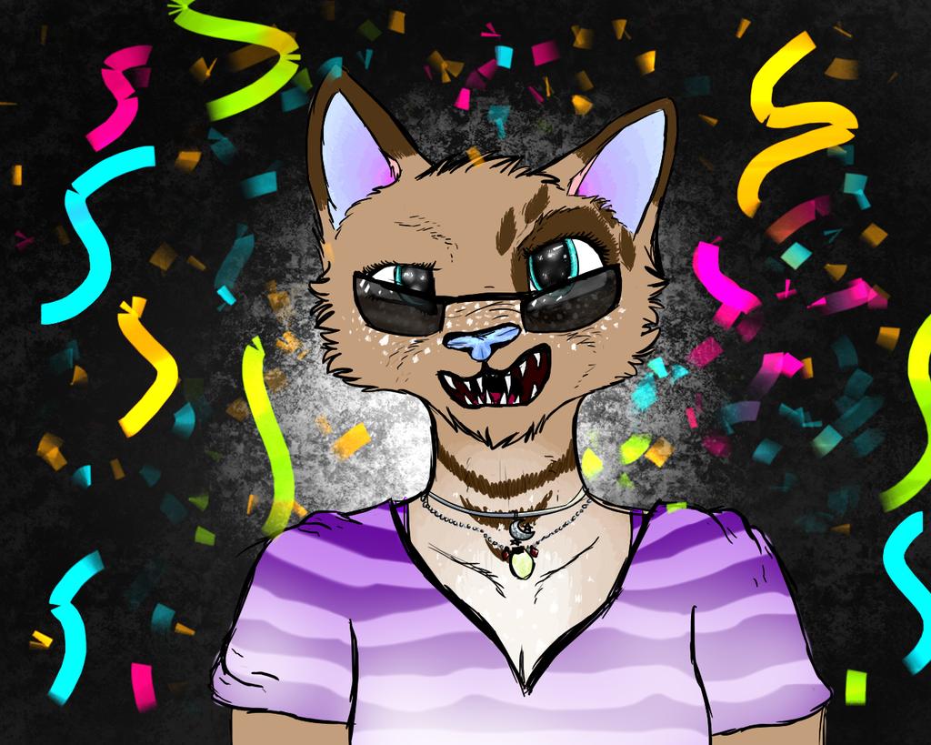 Happy Birthday, me! xD