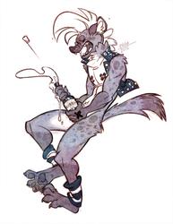 Pinupalooza 013: Deadbeat_Hyena