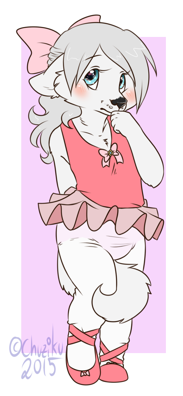 Just for You, Foxie (by Chuziku)