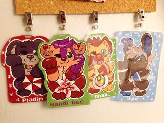 Lucky Cat Badges Batch! Only $15!