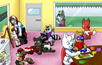 Day at the Daycare