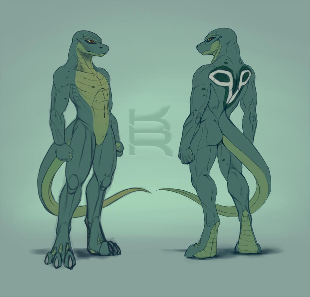 Most recent image: Kobraa v1.0 - Ref Sketch
