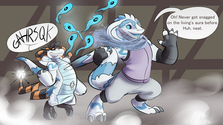 Comm - TracyCryptid - Pass Through Incident