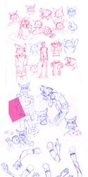 Sketch Dump #11