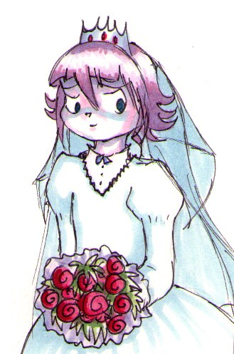 Wedding Crona