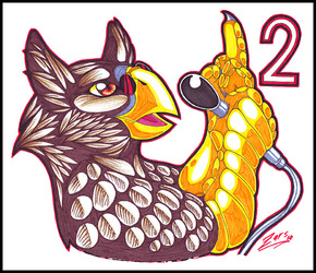 2014 2 The Ranting Gryphon