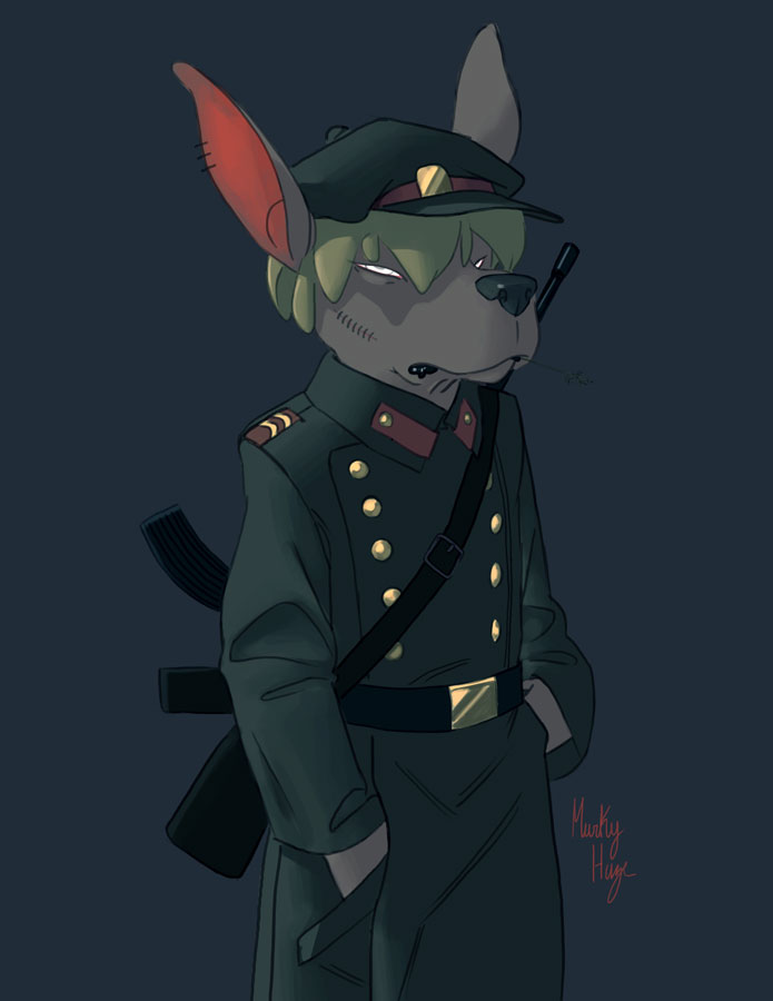 Most recent image: Russian Soldier