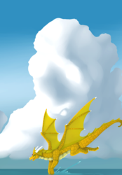 [PRIZE] Towering Clouds
