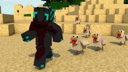 Chicken Farming Derg