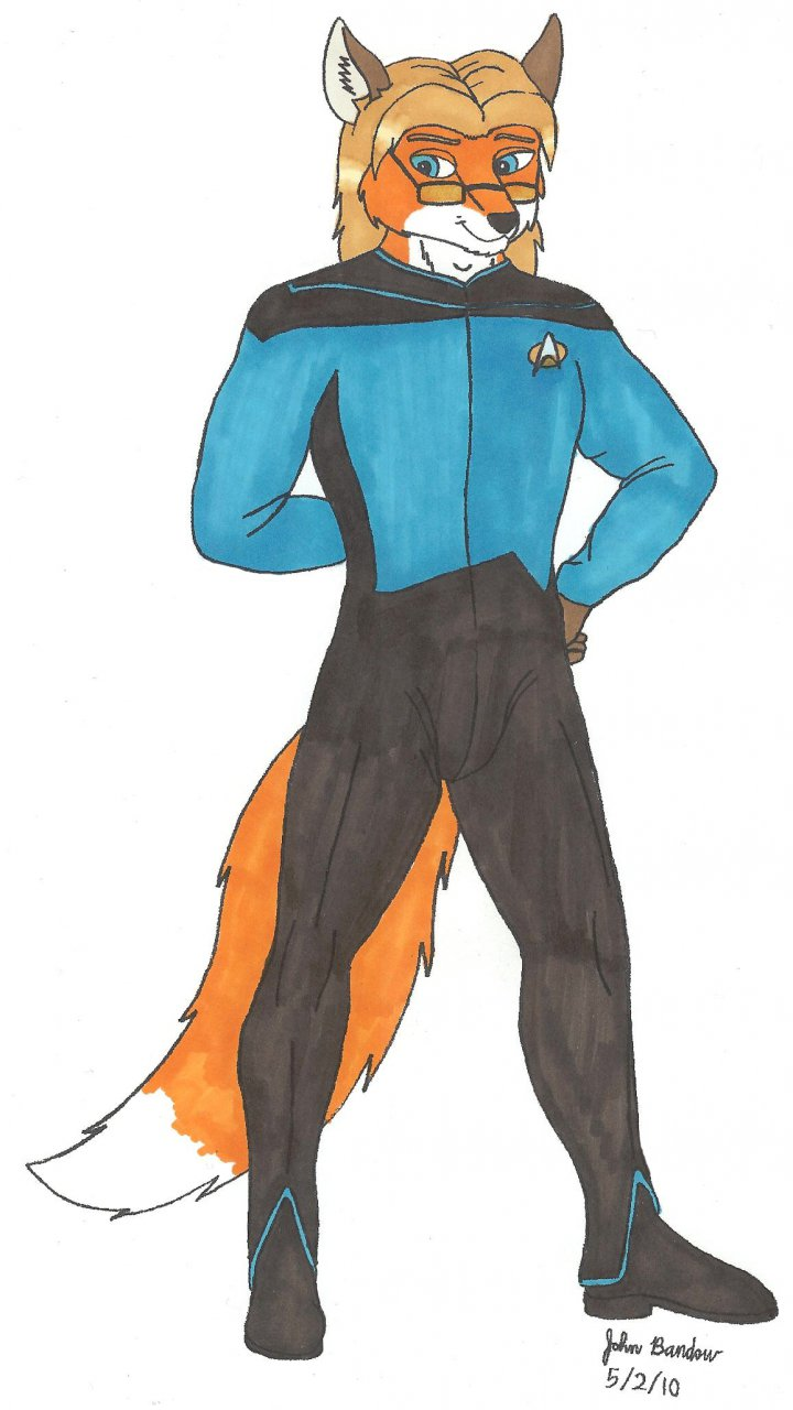 Starfleet Fox