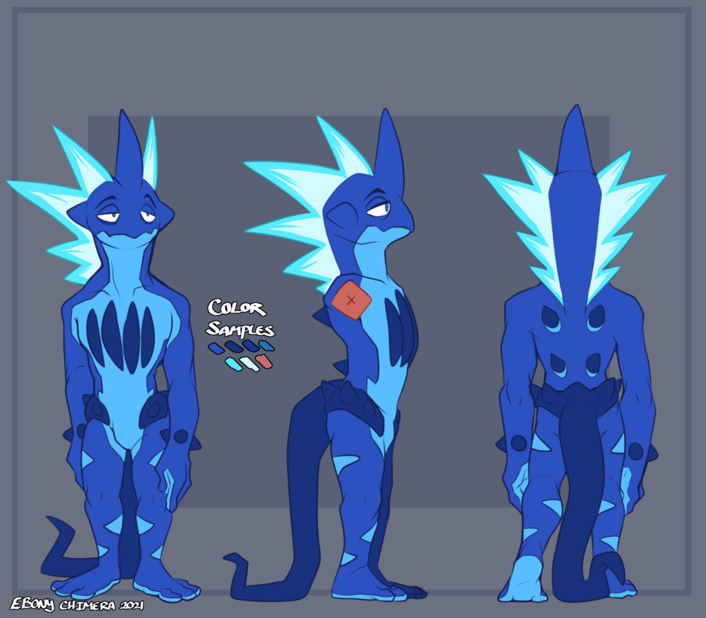 Commission - Refsheet for Microphone
