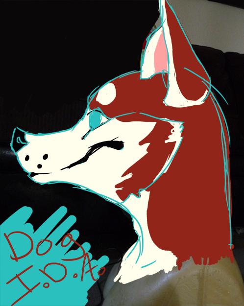 YCH: Dog IDA