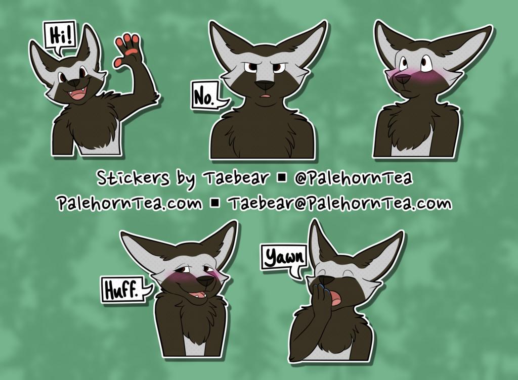 Alek Stickers