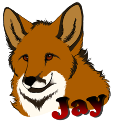 Conbadge - For Jay