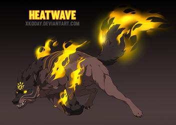 [Adoptable] Heatwave (Sold)