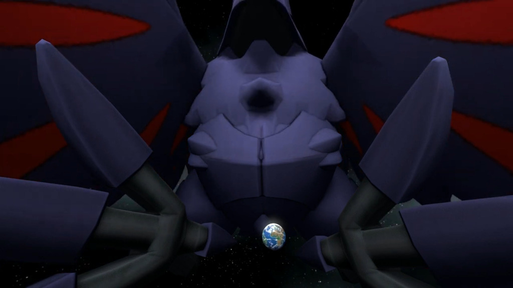 Corviknight Takes Over the World (ANIMATION INSIDE) [MACRO MARCH 2021]