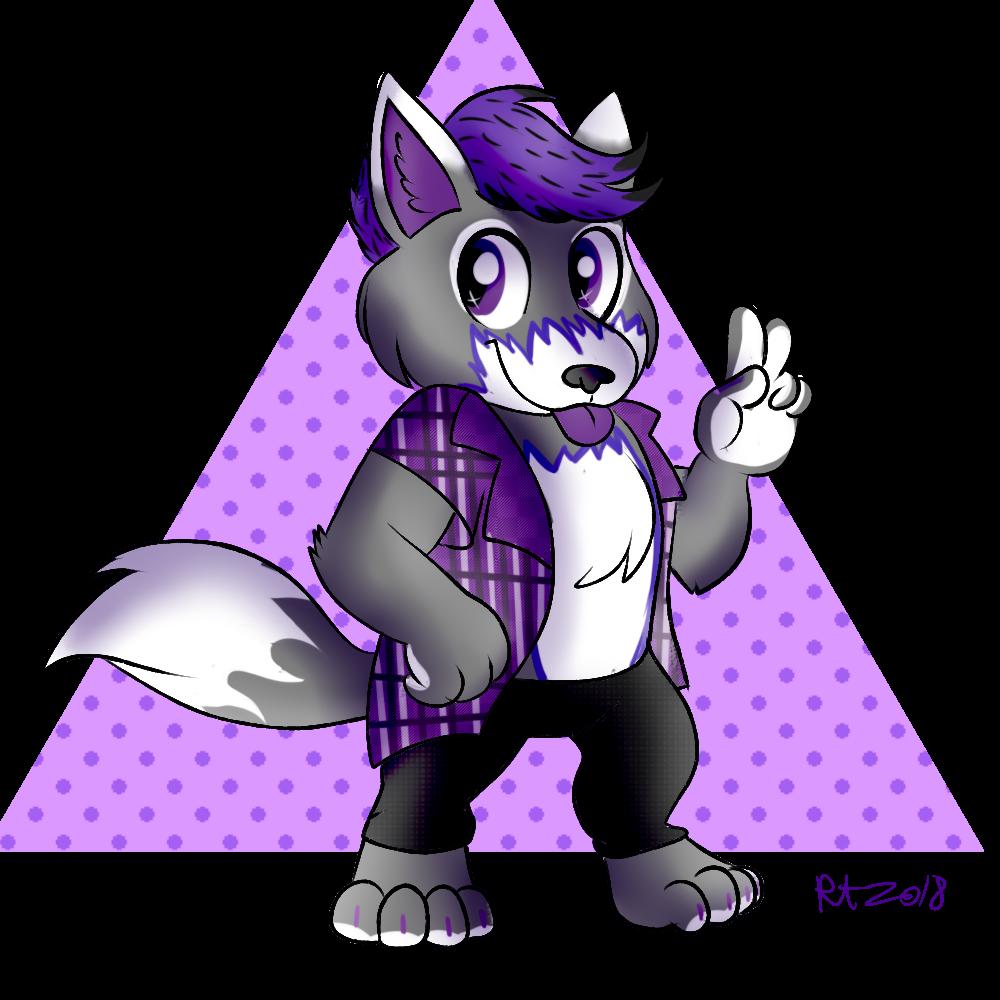 Wolfie chibi- c