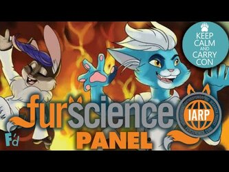 The Social Science of Furries: Furscience Panel #KeepCalmCon #FurnalIsolation