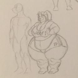 Megan doodle