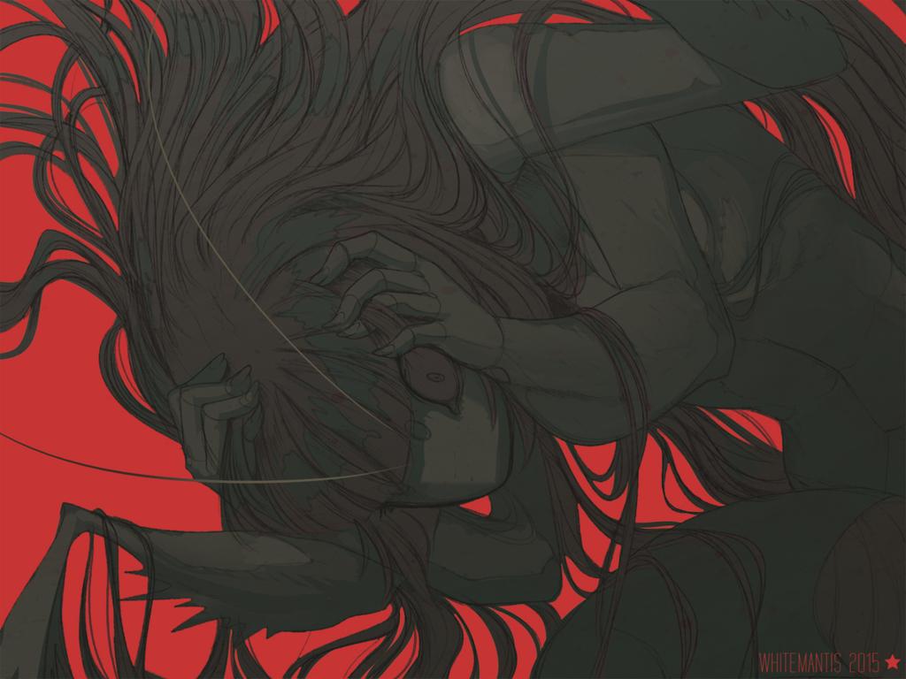 Blade Under Mask: Oomaksai