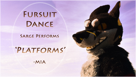 Personal - Sarge Dances to 'Platforms' by MIA