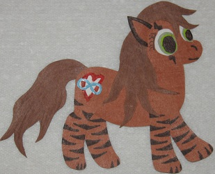Vix Pony! Whee!