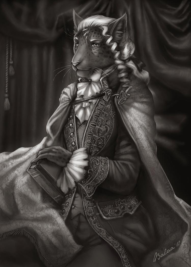 Featured image: Gentleman's Portrait