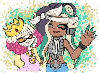 Pearl And Marina [Octo Expansion Ver.]