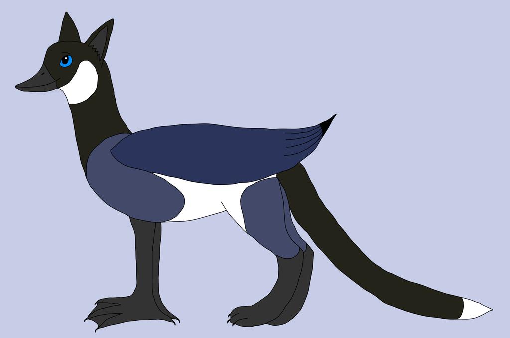 Canada goose-cat griffin