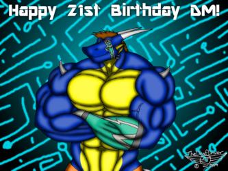 Birthday Giftart: DM