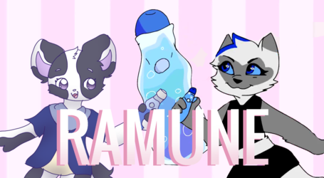 [Animation Meme] Ramune