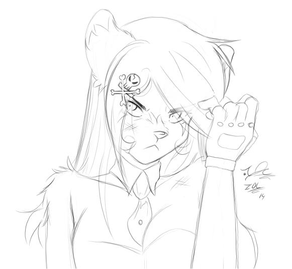 saya sketch