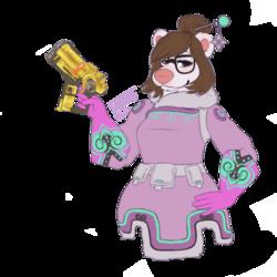Bear with Mei