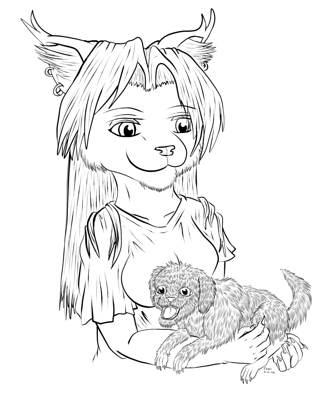 Cybercat & Mei Ling