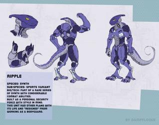 [P] Character Sheet - Ripple