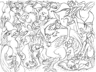 burdcawrio sketchpage commission 2 (soft vore)