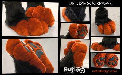 ruffleddesigns's profile — Weasyl Ruffled Designs Fursuit